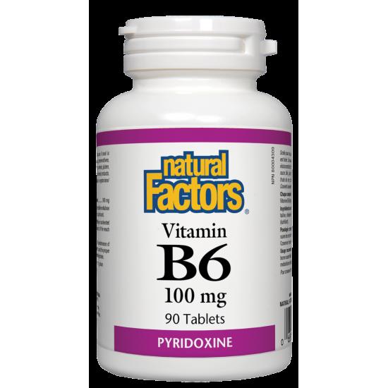 Витамин B6 100mg x 90