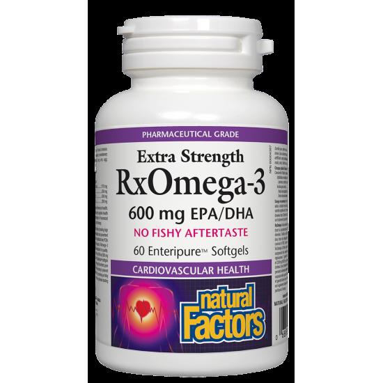 Омега фактор супер концентрат 1170 mg х 60 софтгел капсули