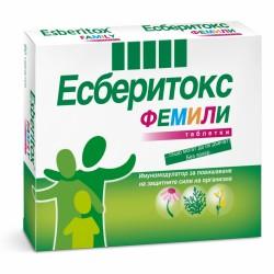 ЕСБЕРИТОКС ФЕМИЛИ таблетки х60