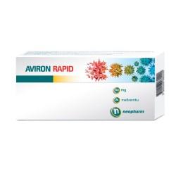 АВИРОН РАПИД таблетки 360мг х24