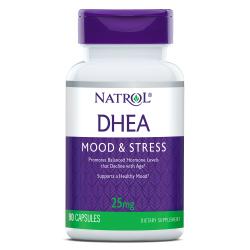 НАТРОЛ DHEA (дехидроепиандростерон) таблетки 50мг х60