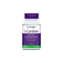 НАТРОЛ L - КАРНИТИН капсули 500 мг х30