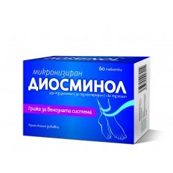 ДИОСМИНОЛ таблетки * 60