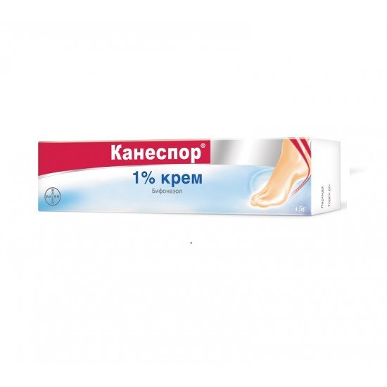 КАНЕСПОР крем 1% 15гр BAYER
