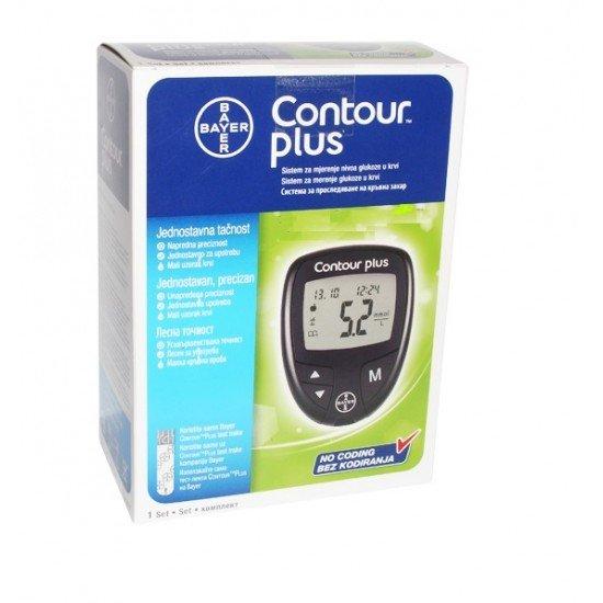 Контур плюс байер апарат за измерване на кръвна захар