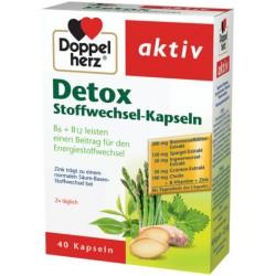 Допелхерц актив детокс комплекс капс. * 40