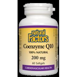 КОЕНЗИМ Q10 200 mg Х 60