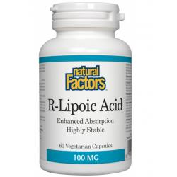 Алфа-липоева к-на , 100 мг х 30