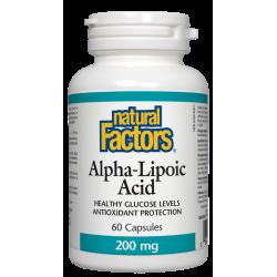 АЛФА ЛИПОЕВА К-НА 200 mg Х 60