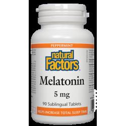 МЕЛАТОНИН 5 mg х 90