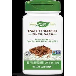 Мравчено дърво/ Пау Д' Арко (вътрешна кора) 545 mg x 180 капсули