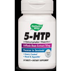 5-ХИДРОКСИТРИПТОФАН  50  mg  ( 5-HTP )  х 30