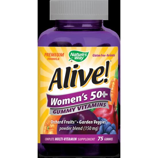 Алайв за жени 50+ х 75 желирани таблетки