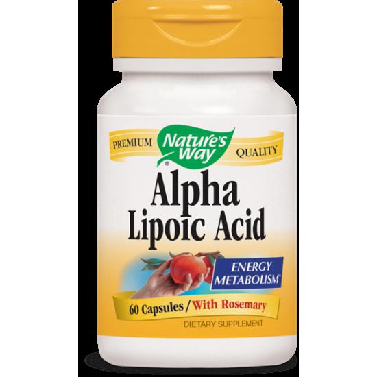Алфа - липоева киселина 360 mg х 60 капсули