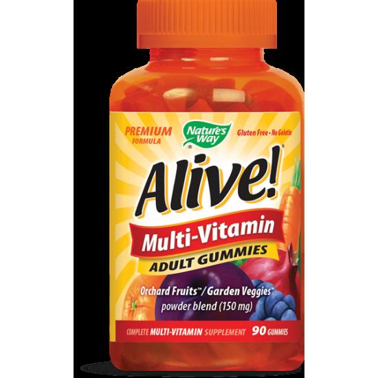 Алайв за възрастни, 100 mg x 90 желирани таблетки