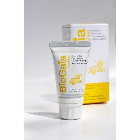 БиоГайа Протектис пробиотични капки туба x 5 ml