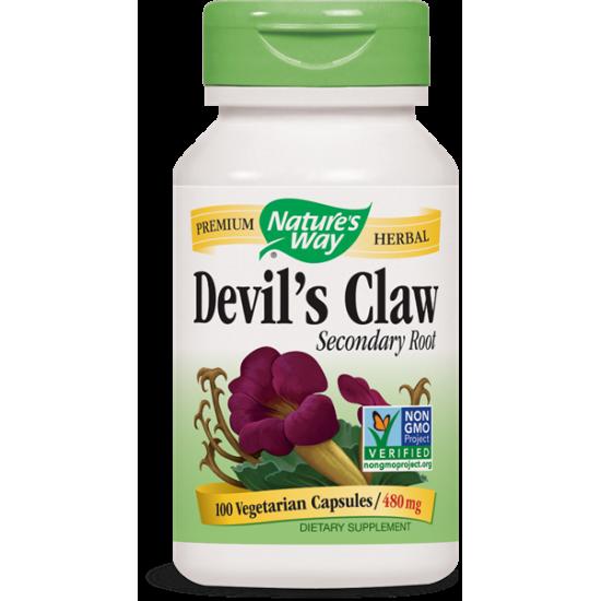 Дяволски нокът (корен) 480 mg х 100 капсули