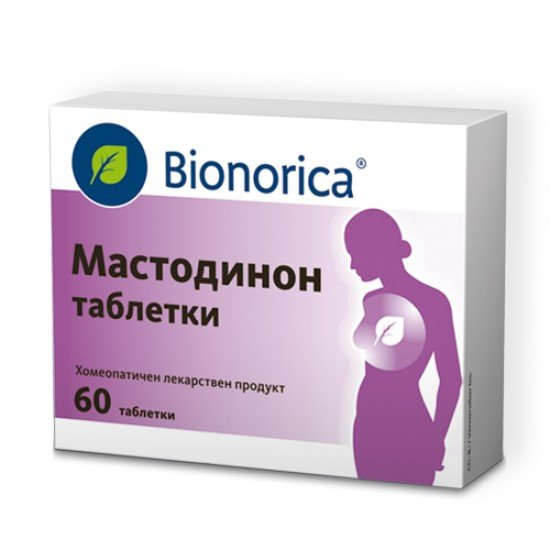 Мастодинон х 60 таблетки