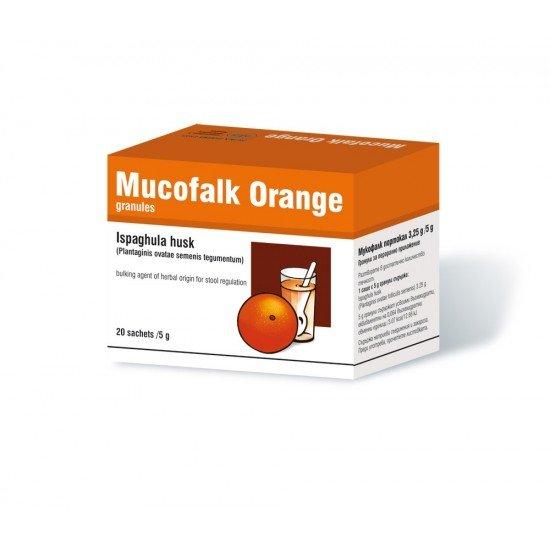 Мукофалк портокал  х 20 сашета / 5 g