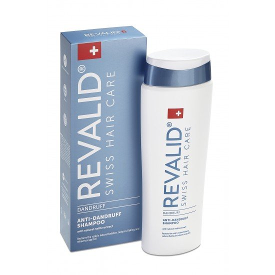 Ревалид шампоан за коса против пърхот 250 ml