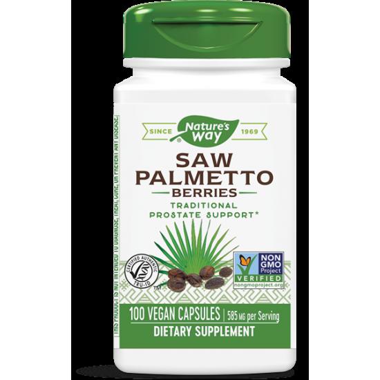 Сао палмето (плод) 585 mg х 100 капсули