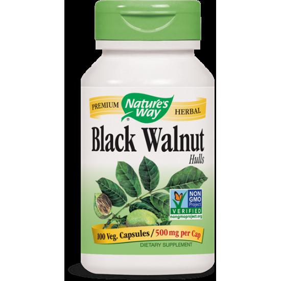 Черен орех (шушулка) 500 mg х 100 капсули