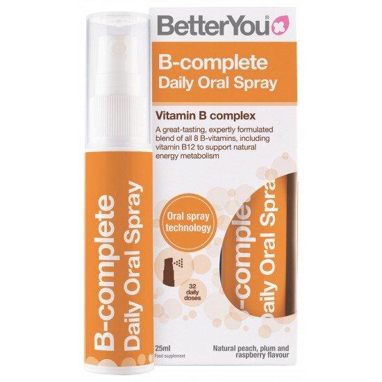 Better You B-комплекс спрей х 25 ml