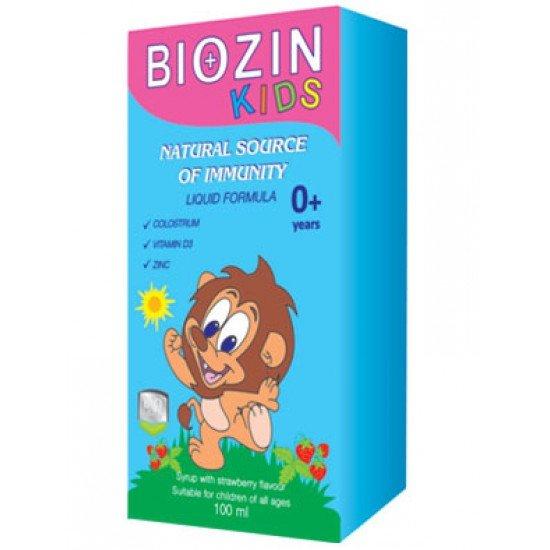 Биозин за деца сироп х 100 ml