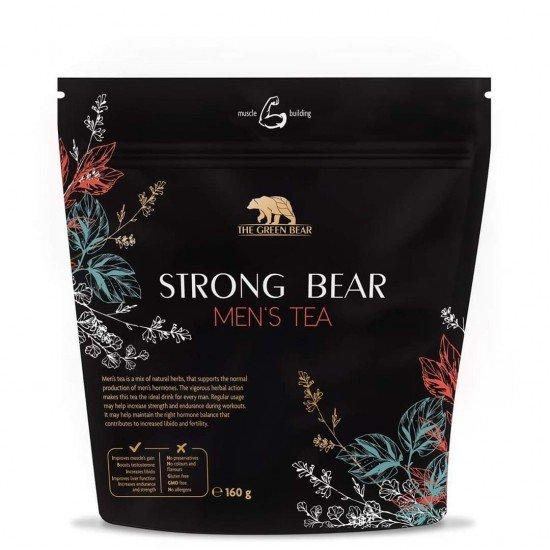 Чай стронг беар за мъже х 160 g