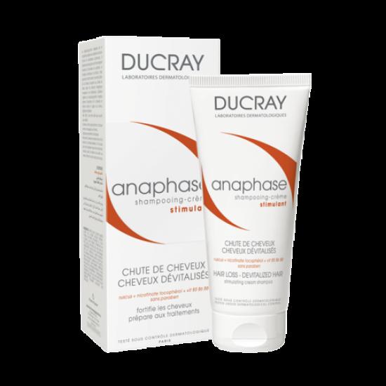 Ducray Anaphase крем шампоан х 200 ml