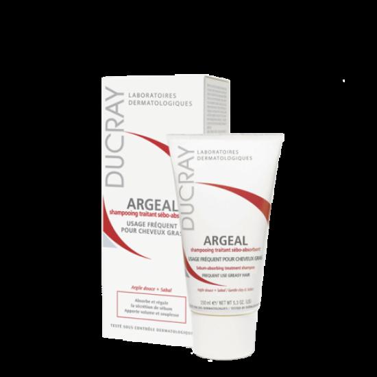 Ducray Argeal шампоан за мазна коза х 150 ml