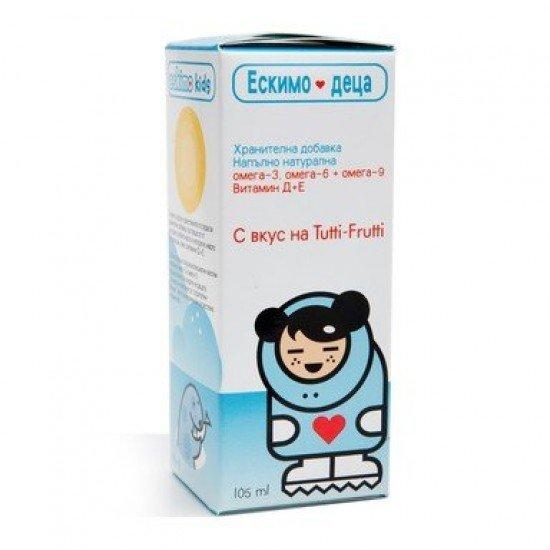 Ескимо-3 детски сироп х 105 ml