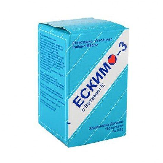 Ескимо-3 0.5 g х 105 капсули