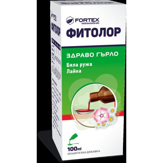 ФИТОЛОР СИРОП 125 МЛ