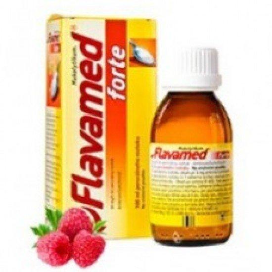 ФЛАВАМЕД ФОРТЕ сироп 30 мг. / 5 мл. 100 мл.