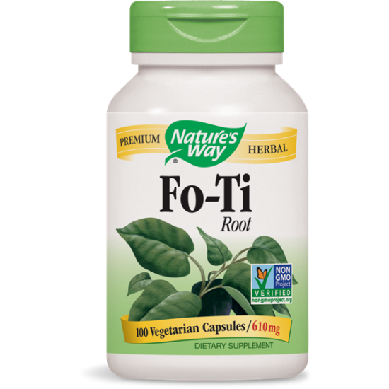 ФО-ТИ  (корен)  610 mg Х 100