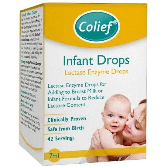 Колийф капки за бебета х 7 ml