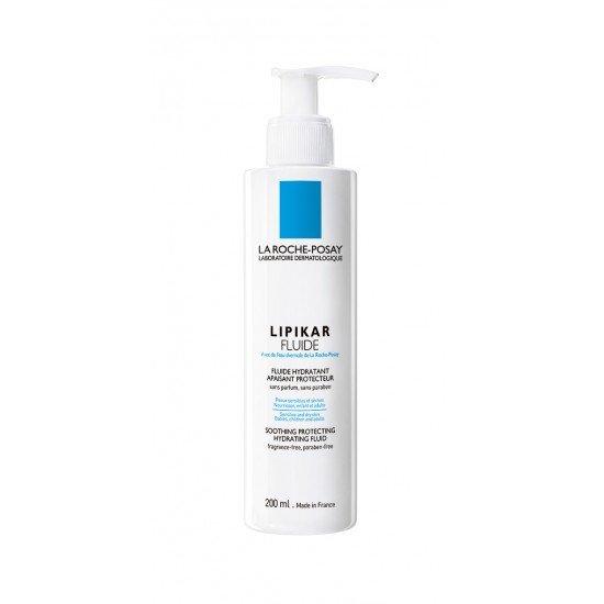 La Roche-Posay Lipikar Fluide Хидратиращ, успокояващ и защитаващ флуид 200мл