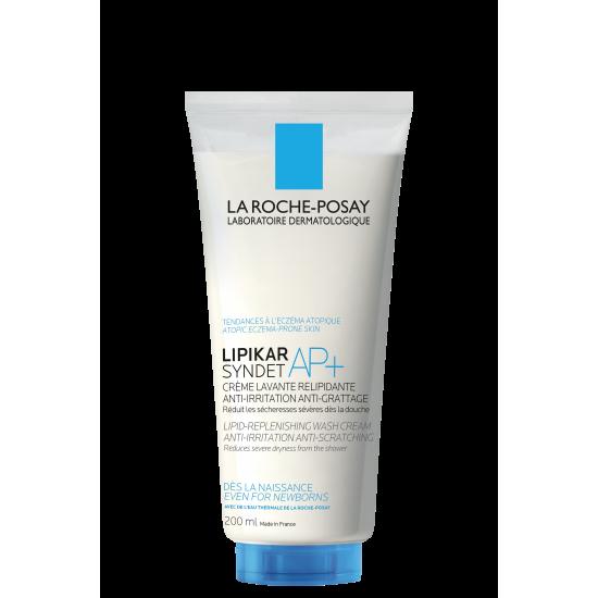 La Roche-Posay Syndet AP+ Измиващ душ-крем за суха кожа 200мл