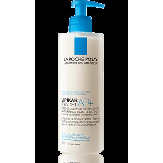 La Roche-Posay Syndet AP+ Измиващ душ-крем за суха кожа 400мл