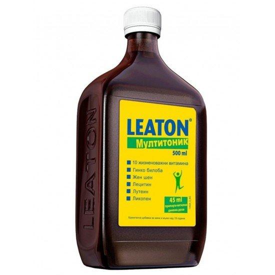 Леатон мултитоник х 500 ml