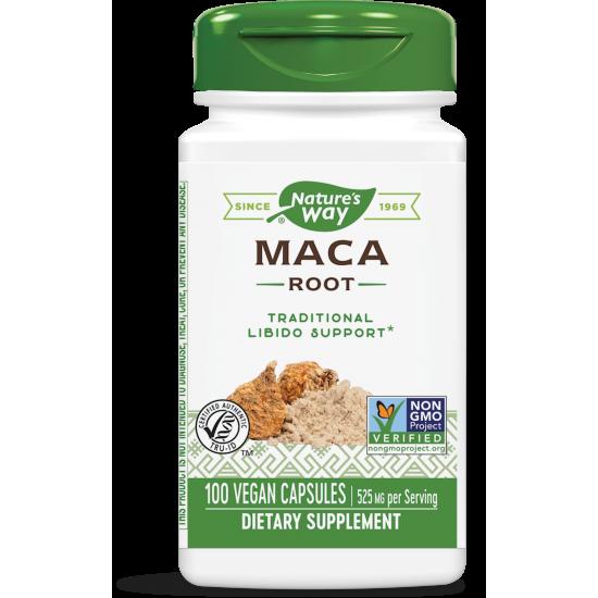 Мака (корен) 525 mg x 100 капсули