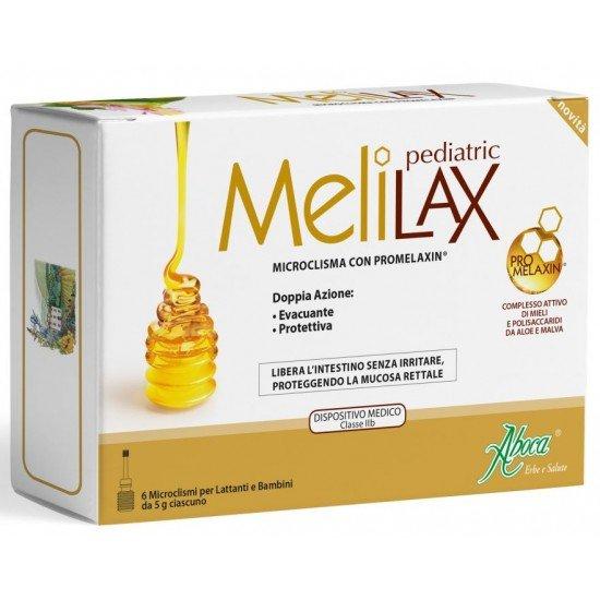 МЕЛИЛАКС микроклизма за деца 5гр х6
