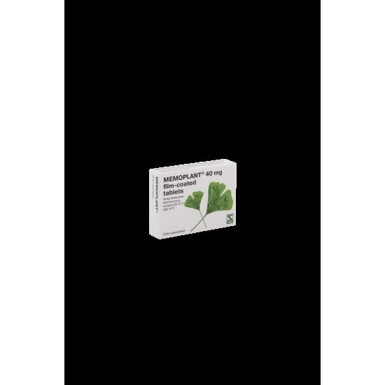 Мемоплант 40 mg х 20 таблетки