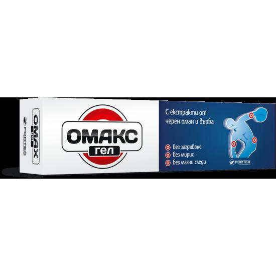 Омакс гел 100 ml