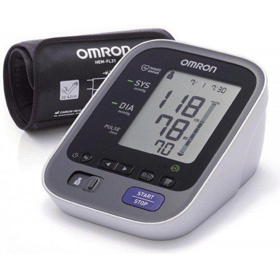 ОМРОН M7 IT електронен апарат за измерване на кръвно налягане