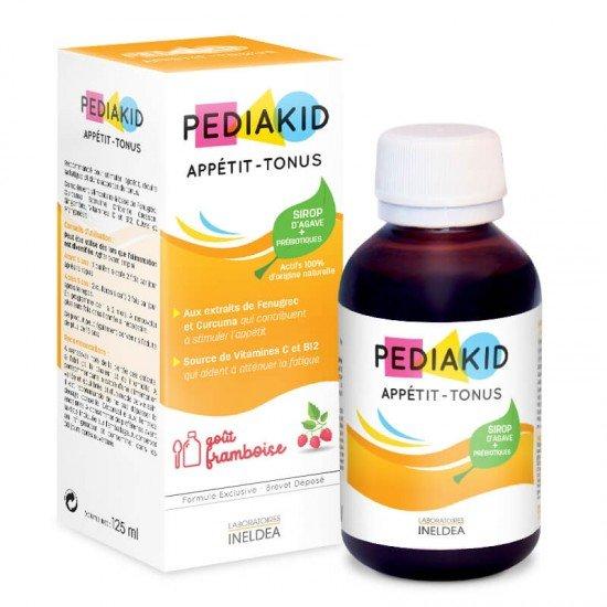 Педиакид апетит тонус сироп х 125 ml