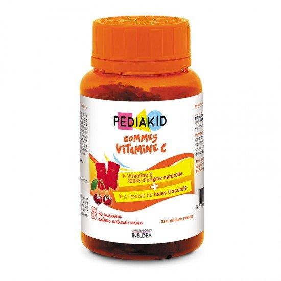 Педиакид Витамин C х 60 дъвчащи мечета