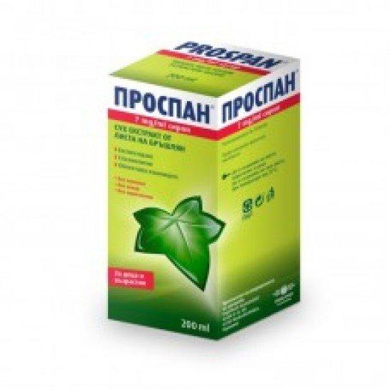 Проспан сироп х 200 ml