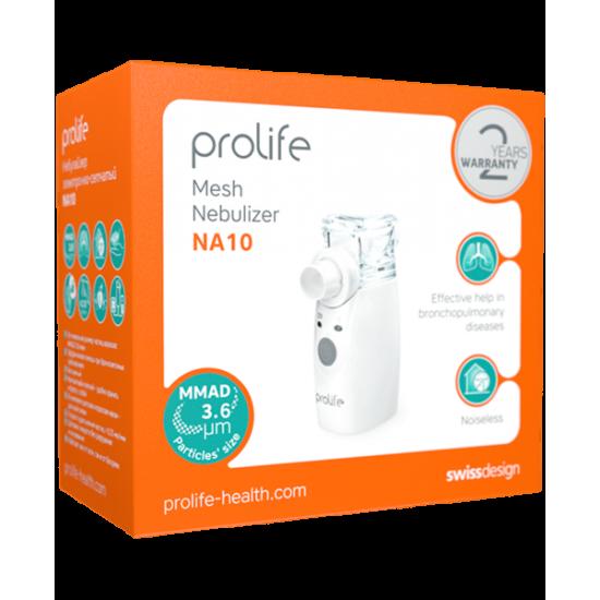 Пролайф апарат портативен меш инхалатор NA 10 Mesh